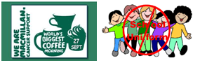 Macmillan Coffee Morning & Non-Uniform Day