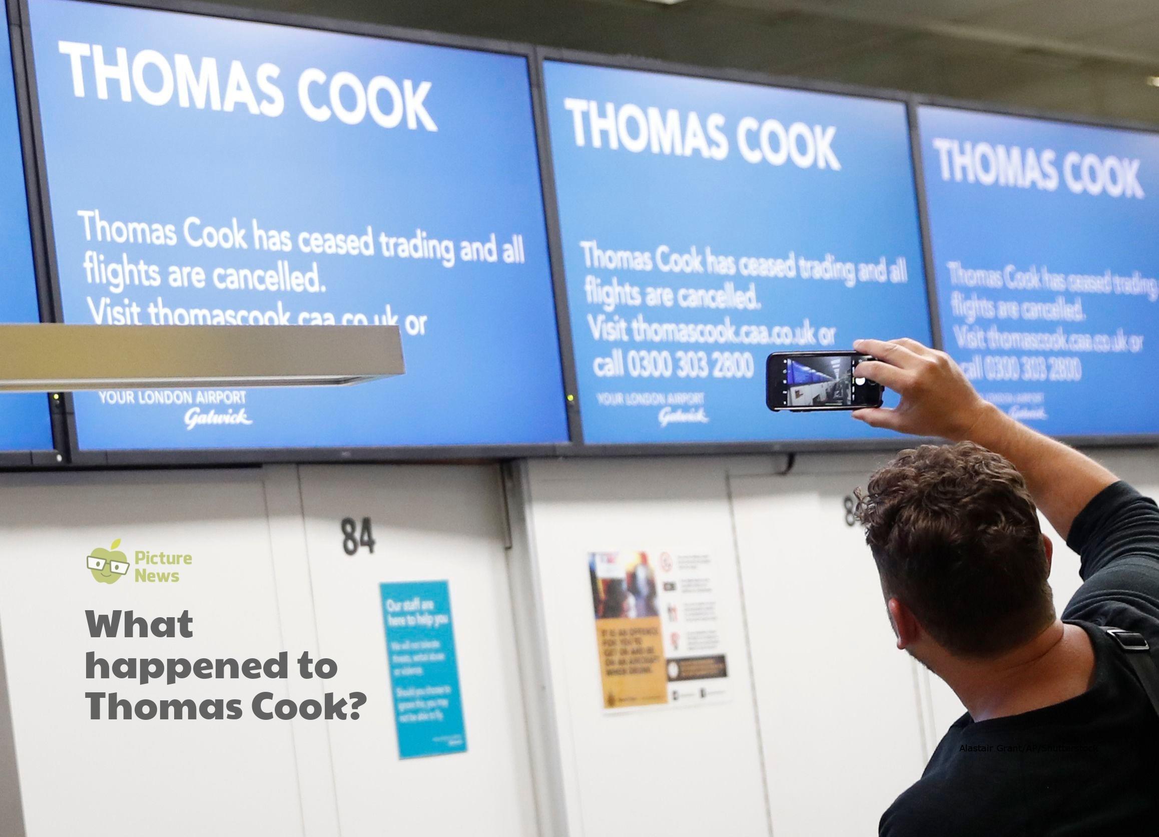 Thomas Cook Special News